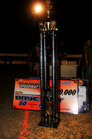 Winchester Speedway 8/24/13 World of Outlaws Late Model Series Raye Vest 50