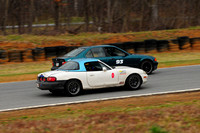 WDCR SCCA PDX & Club Trials 3/13/16