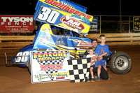 Williams Grove SNS 07/06/2013 Firecracker 40