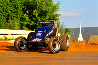 06-08-13 Port Royal USAC Sprints