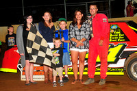 Winchester Speedway 7/27/13 Mark Digges Memorial