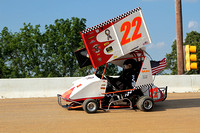 Cove View Speedway Memorial Day Race