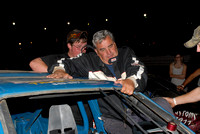 "Winchester Speedway 7/17/10 ""Old Timers"" Night"