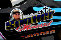 Winchester Speedway 7/23/16 Bill Sonner Memorial for 4cyl