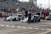 USF2000 and Pro Mazda