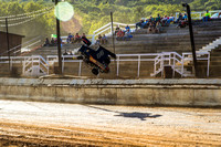 Path Valley Speedway Fred Rahmer Event 9-25-16