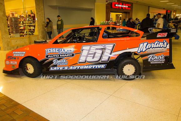Wrt Speedwerx Chambersburg Mall Car Show