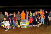 Winchester Speedway 7/1/17 Leo Nichols Memorial for Pure Stocks