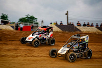 USAC Heat Races